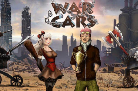 War Cars Epic Blazer Zone Review